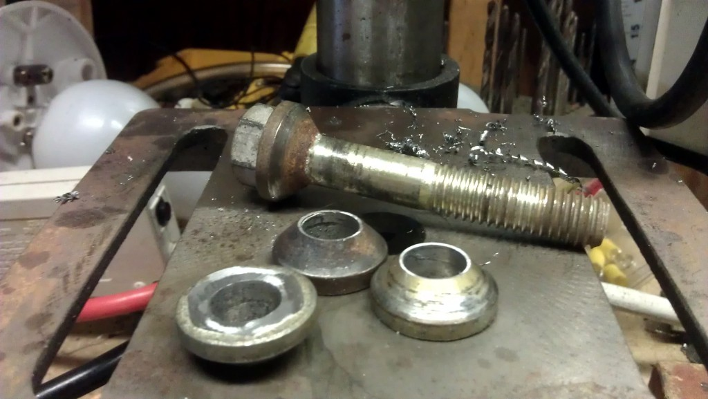 DIY Jeep Belly Pan Bolts | William Hare\'s Portfolio