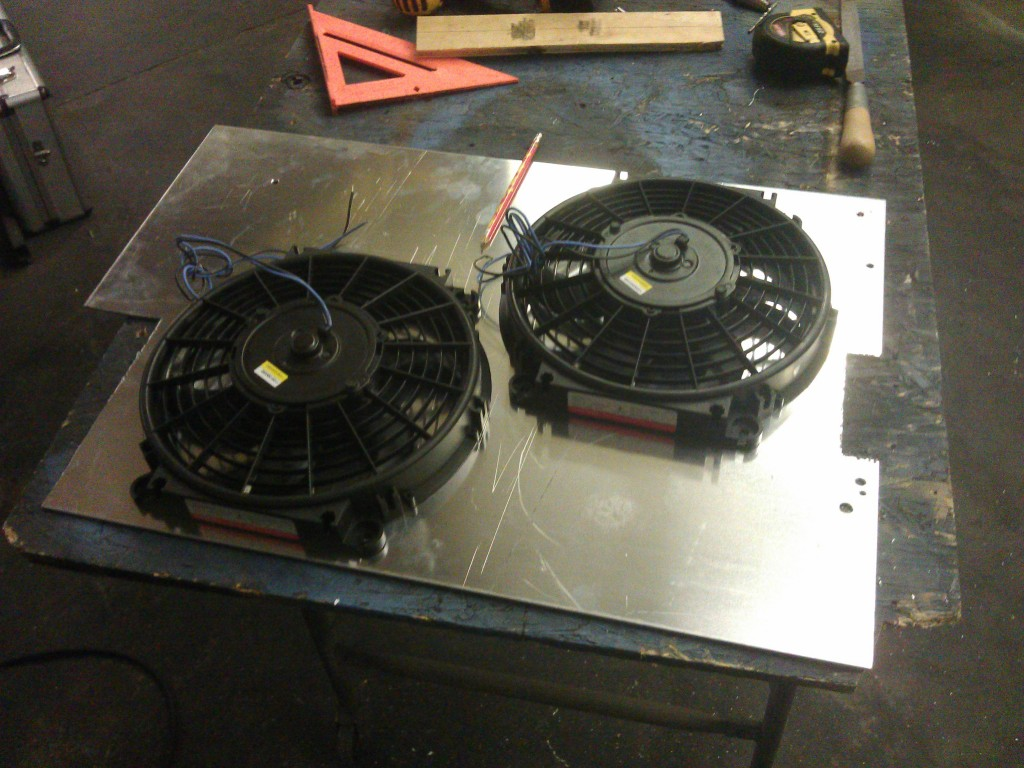 Homemade Radiator Fan Shroud Homemade Ftempo